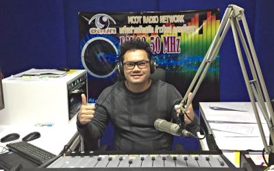 Baaw Ter, Thumbs Up, NKP Radio Station